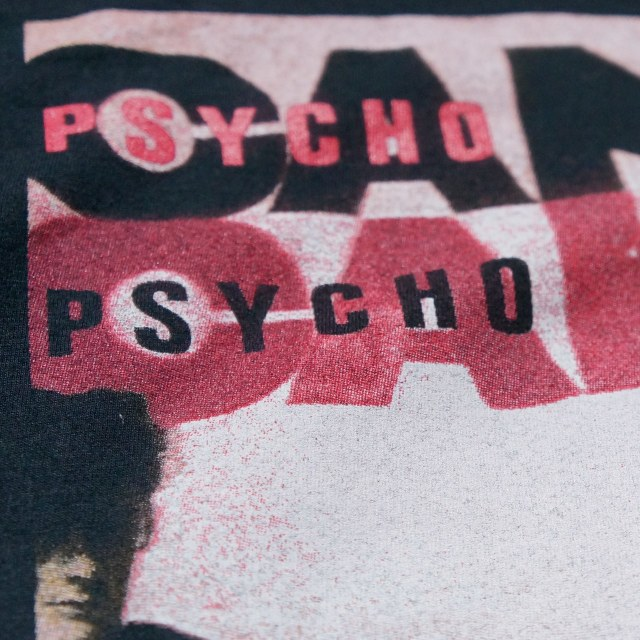 The Jesus and Mary Chain Tシャツ Psychocandy-Black