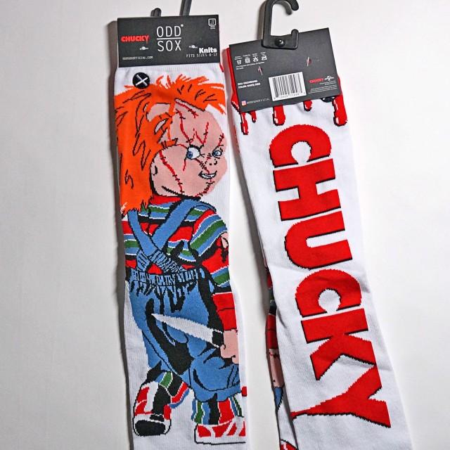 ODD SOX ソックス チャッキー Chuckys  Revenge