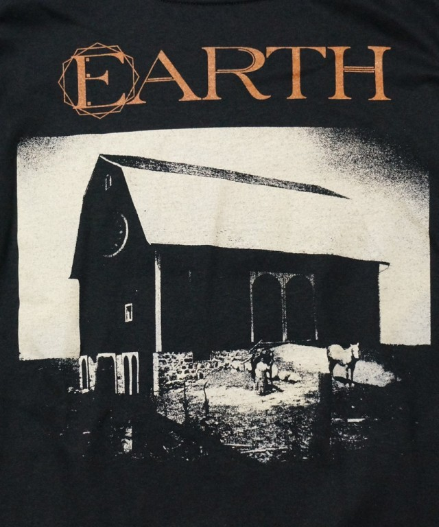 EARTH(アース) Tシャツ/Hex: Or Printing In The Infernal Method