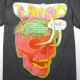 FLAMING LIPS Tシャツ Disco Skull - Grey