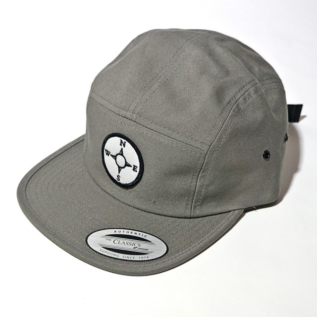 Polyvinyl  Records キャップ Compass 5-Panel Hat