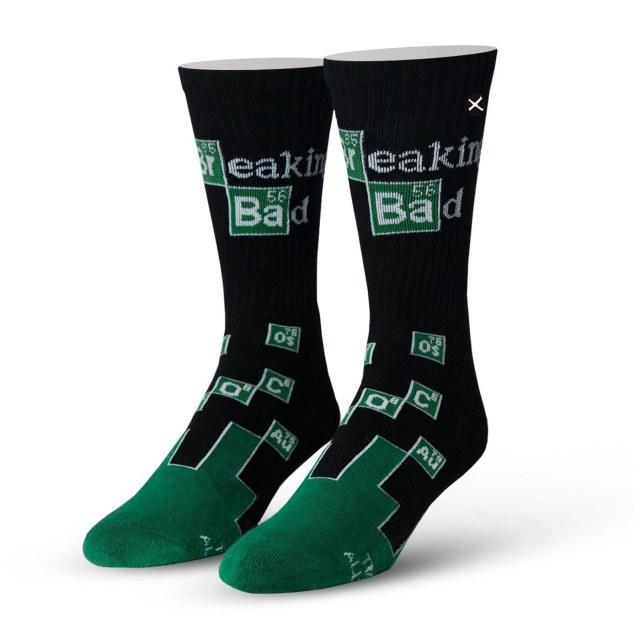 ODD SOX ソックス ブレイキング・バッド Breaking Bad - Chemistry