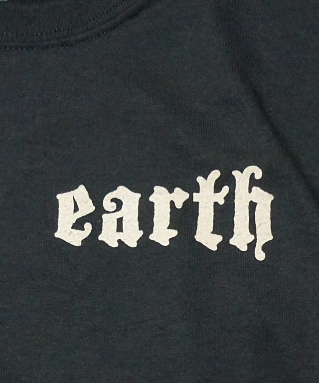 EARTH(アース) Tシャツ/PRIMITIVE and DEADLY Logo - SIGIL