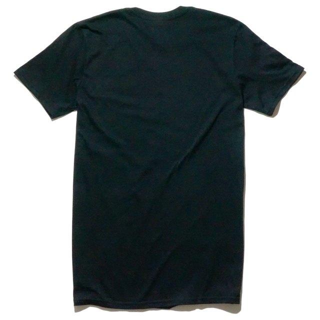 AUTHOR & PUNISHER Tシャツ Study -Black