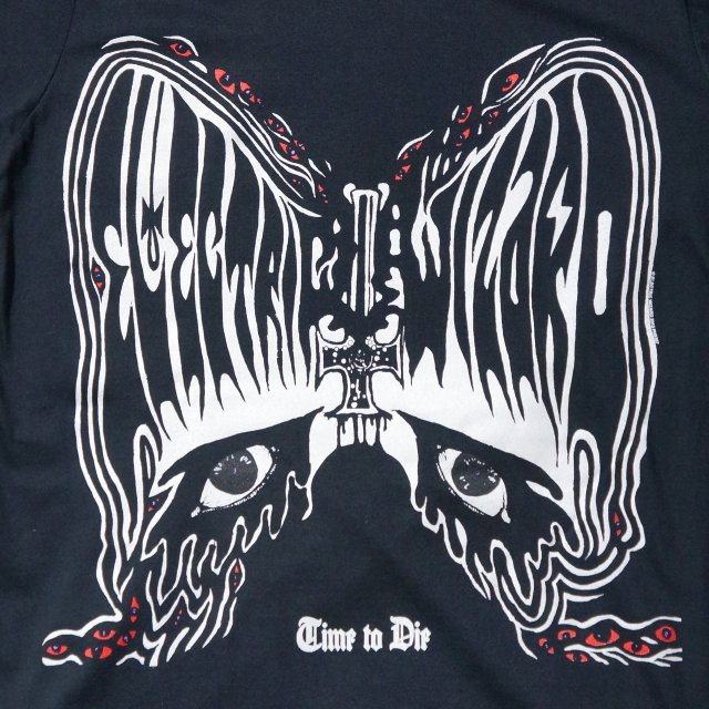 Electric Wizard Tシャツ Time To Die - Black