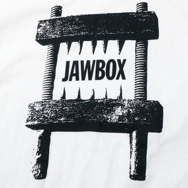 JAWBOX(ジョーボックス) Tシャツ Vice-White