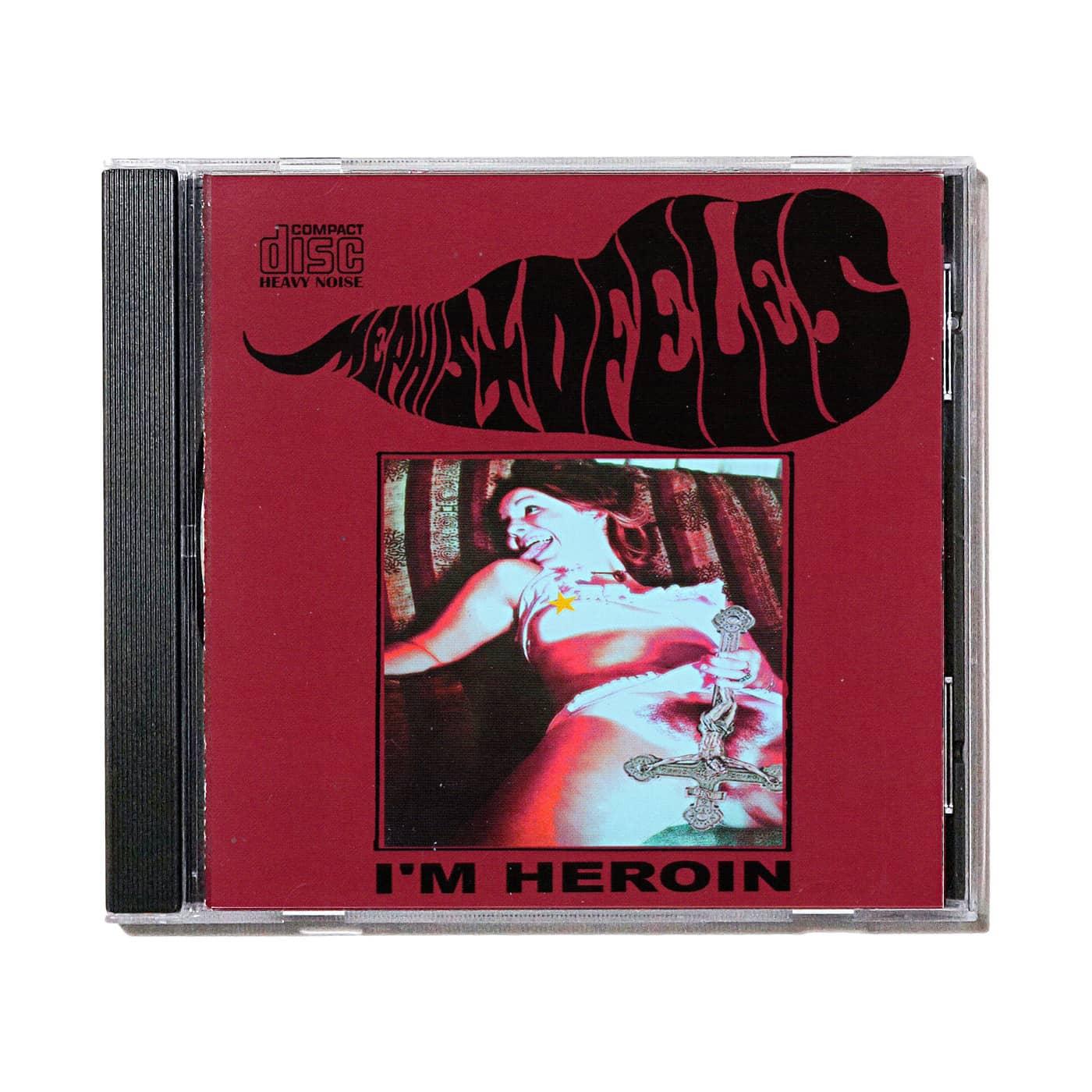 MEPHISTOFELES - I'm Heroin CD Deluxe Re-issue (Ltd.400)