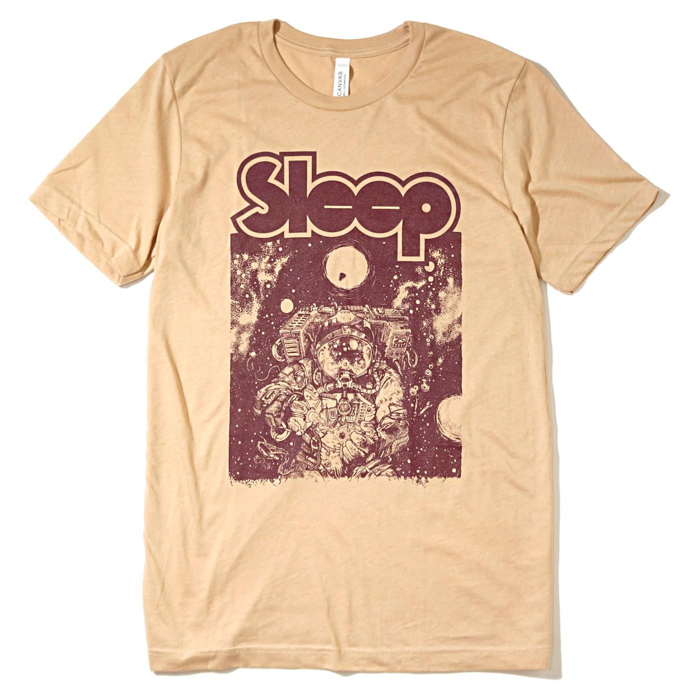 SLEEP Tシャツ Clarity-Sand
