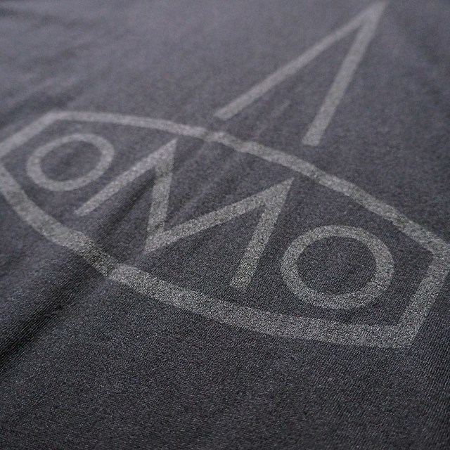 SHELLAC シェラック Tシャツ Lomo Logo-Black