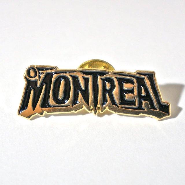 of Montreal エナメルピンバッジ Enamel Pin