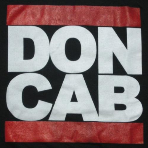 DON CABALLERO(ドン・キャバレロ)Tシャツ/Doncab-Run