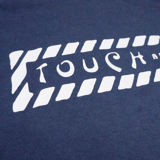Touch and Go Records Tシャツ タッチ・アンド・ゴー・レコーズ Logo - Navy