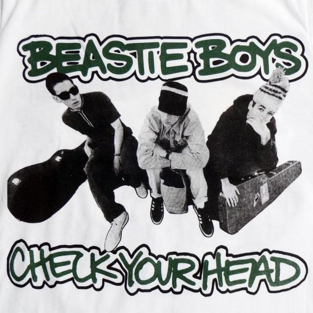 Beastie Boys Tシャツ Bees Tea - White