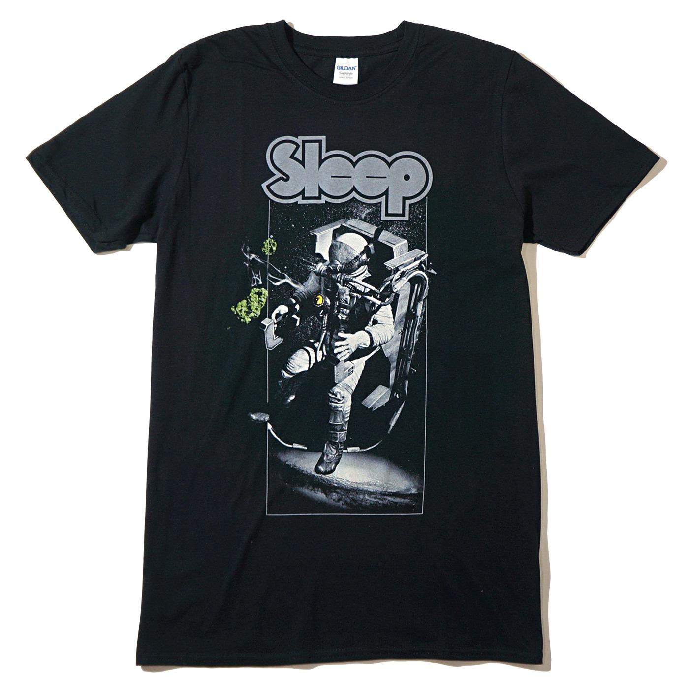 SLEEP Tシャツ The Sciences-Black