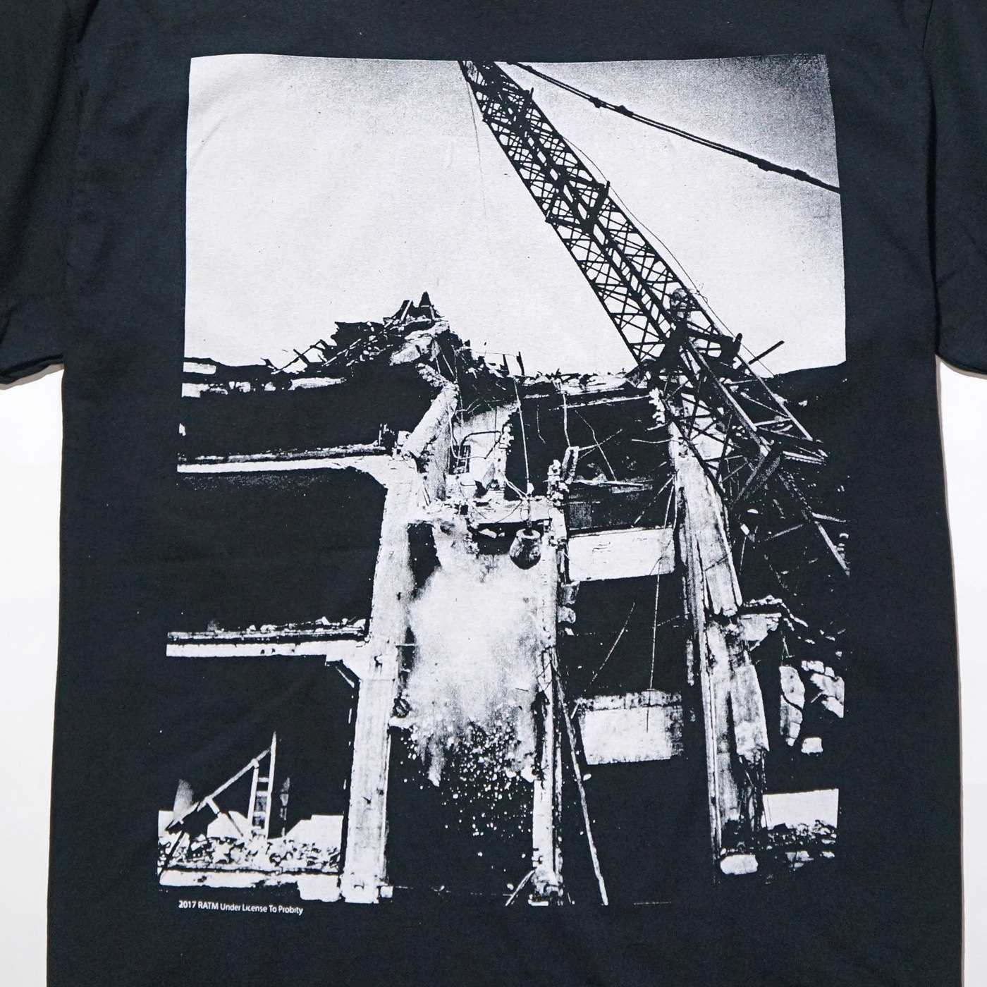 RAGE AGAINST THE MACHINE Tシャツ Che-Black