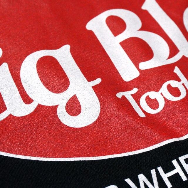 BIG BLACK Tシャツ/ビッグ・ブラック Tools T-shirts