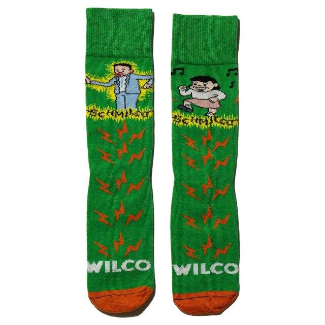 WILCO ソックス Schmilco Socks(Freaker USA)