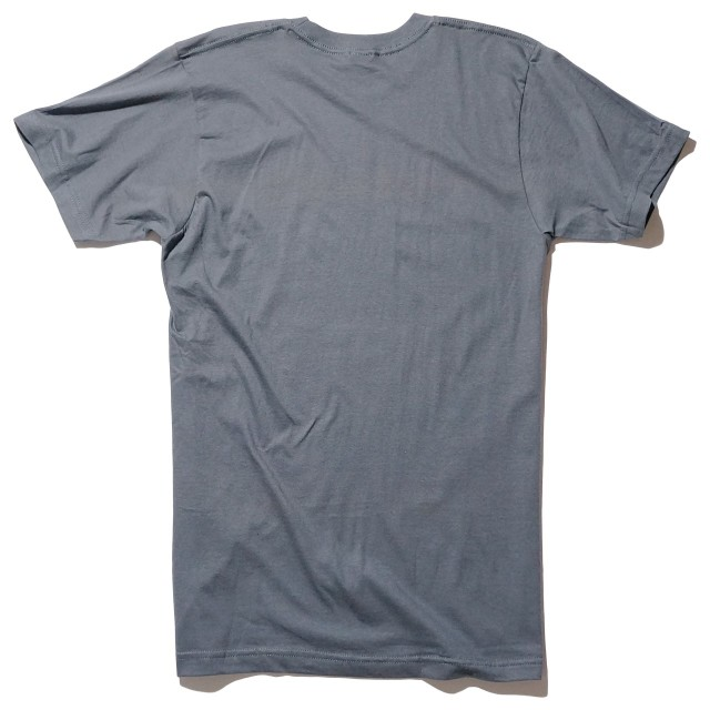 UNWOUND(アンワウンド) Tシャツ Stars-Gray
