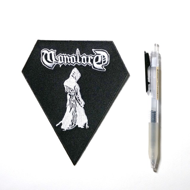MONOLORD パッチ Reaper Black Patch