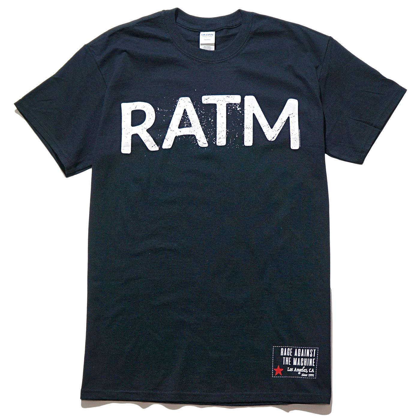 RAGE AGAINST THE MACHINE Tシャツ Battle 99-Black