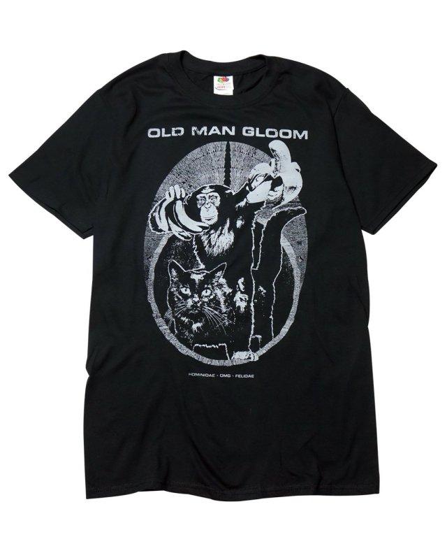 OLD MAN GLOOM / Tシャツ BANANA RIDE-BLK