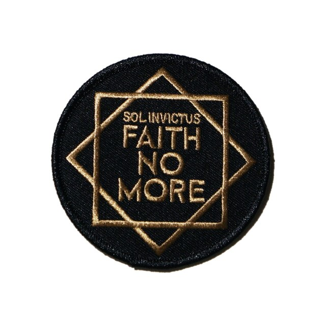 FAITH NO MORE パッチ Sol Invictus Patch