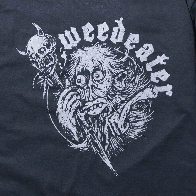 WEEDEATER Tシャツ Beastie - Black