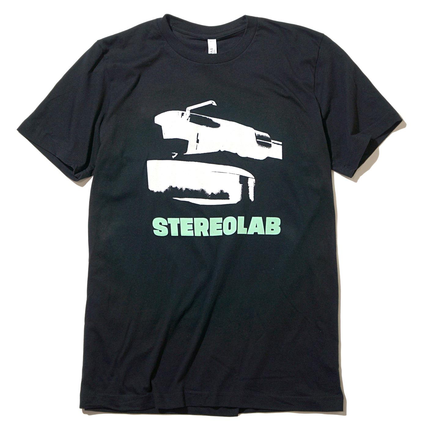 STEREOLAB Tシャツ Transient-Black