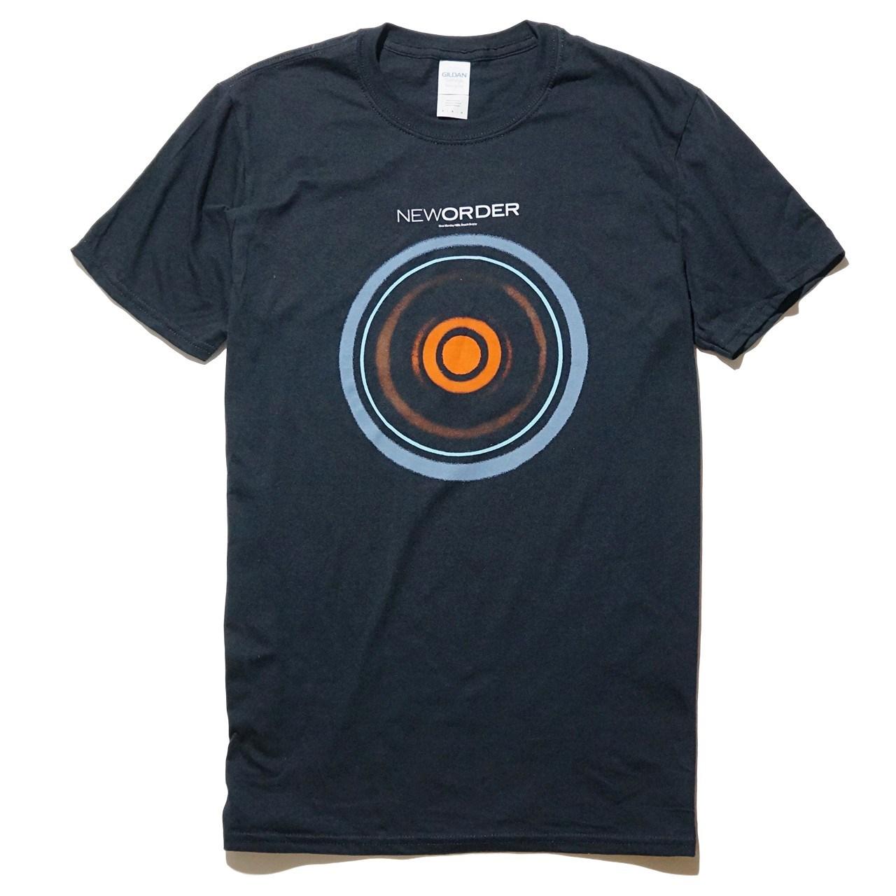 NEW ORDER Tシャツ 公式 Blue Monday 88-Black