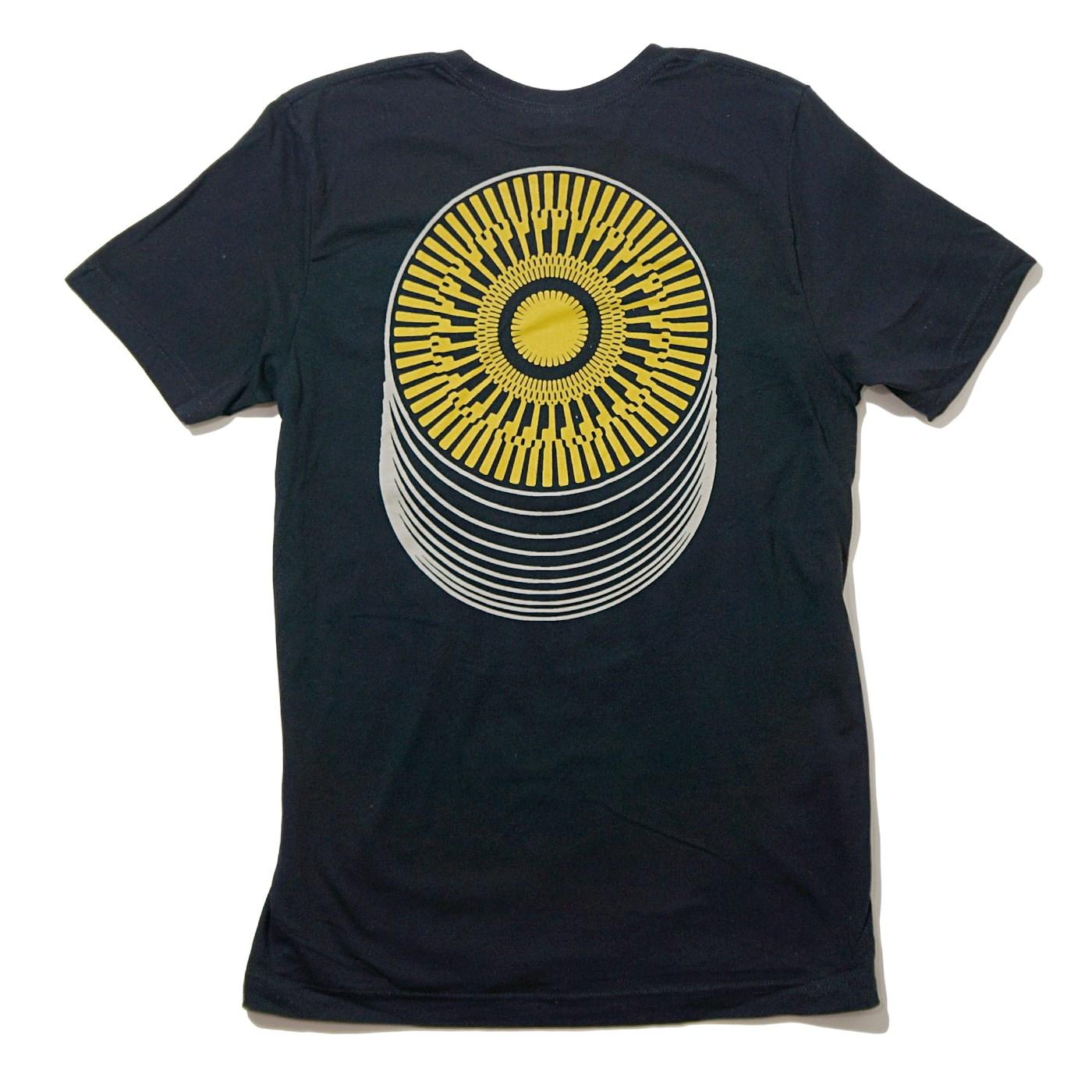 TAME IMPALA(テーム・インパラ) Tシャツ Roundabout-Black