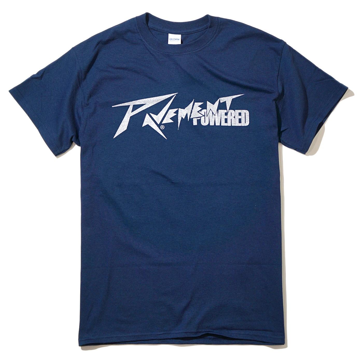 PAVEMENT Tシャツ Powered-Navy