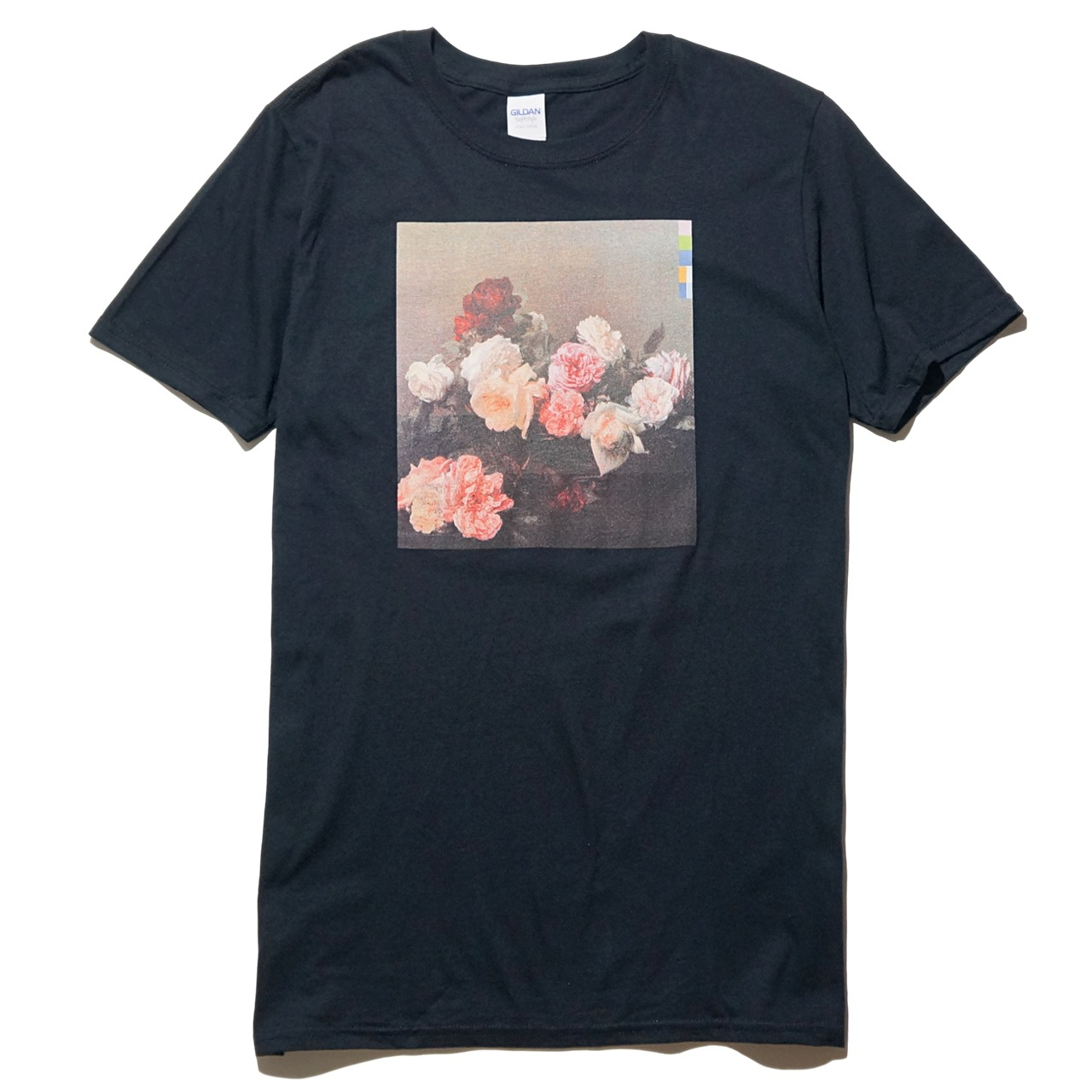 NEW ORDER Tシャツ 公式/権力の美学 Power Corruption and Lies-Black