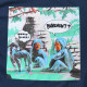 PAVEMENT (ペイヴメント) Tシャツ Wowee Zowee-Navy