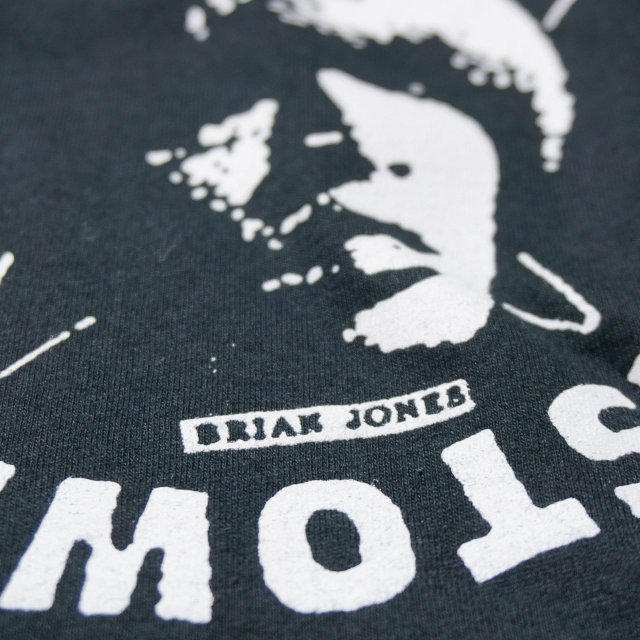 THE BRIAN JONESTOWN MASSACRE Tシャツ Logo - Black