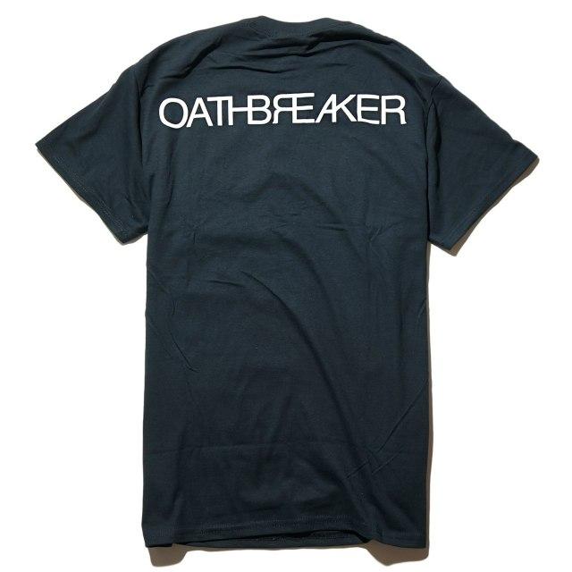 OATHBREAKER Tシャツ Rheia/Cover -Black