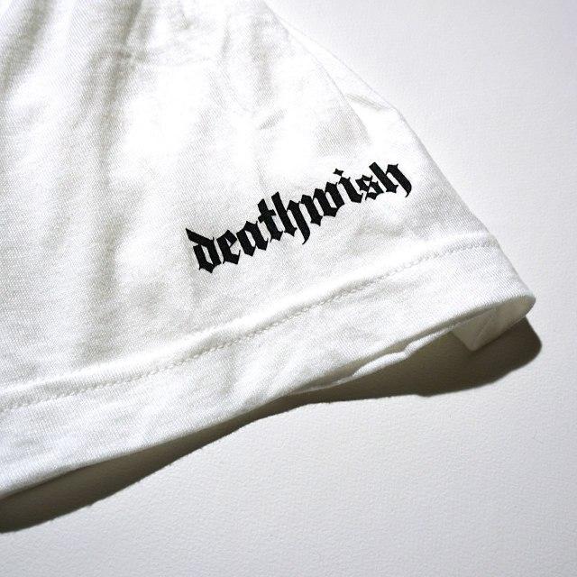OATHBREAKER Tシャツ Rheia/Logo-White