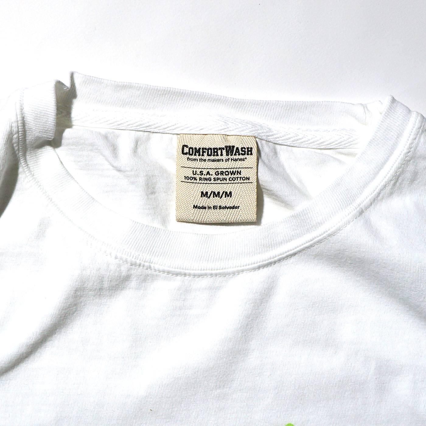 SONIC YOUTH Tシャツ Japanese Goo 日本語-White