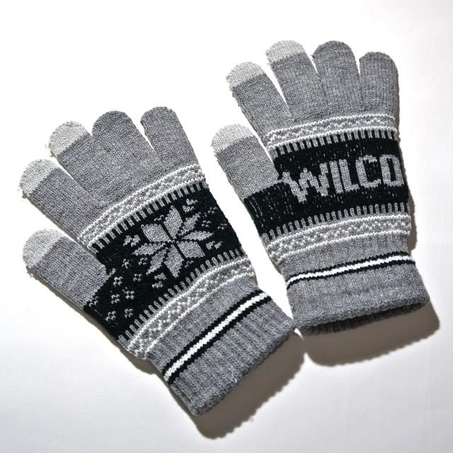 WILCO 手袋 Snowflake Winter Gloves