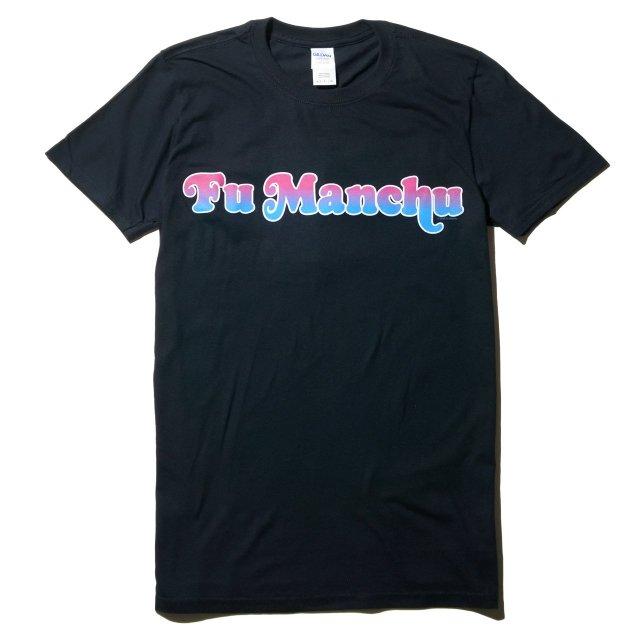 FU MANCHU Tシャツ/ Mudflap Girl - Black