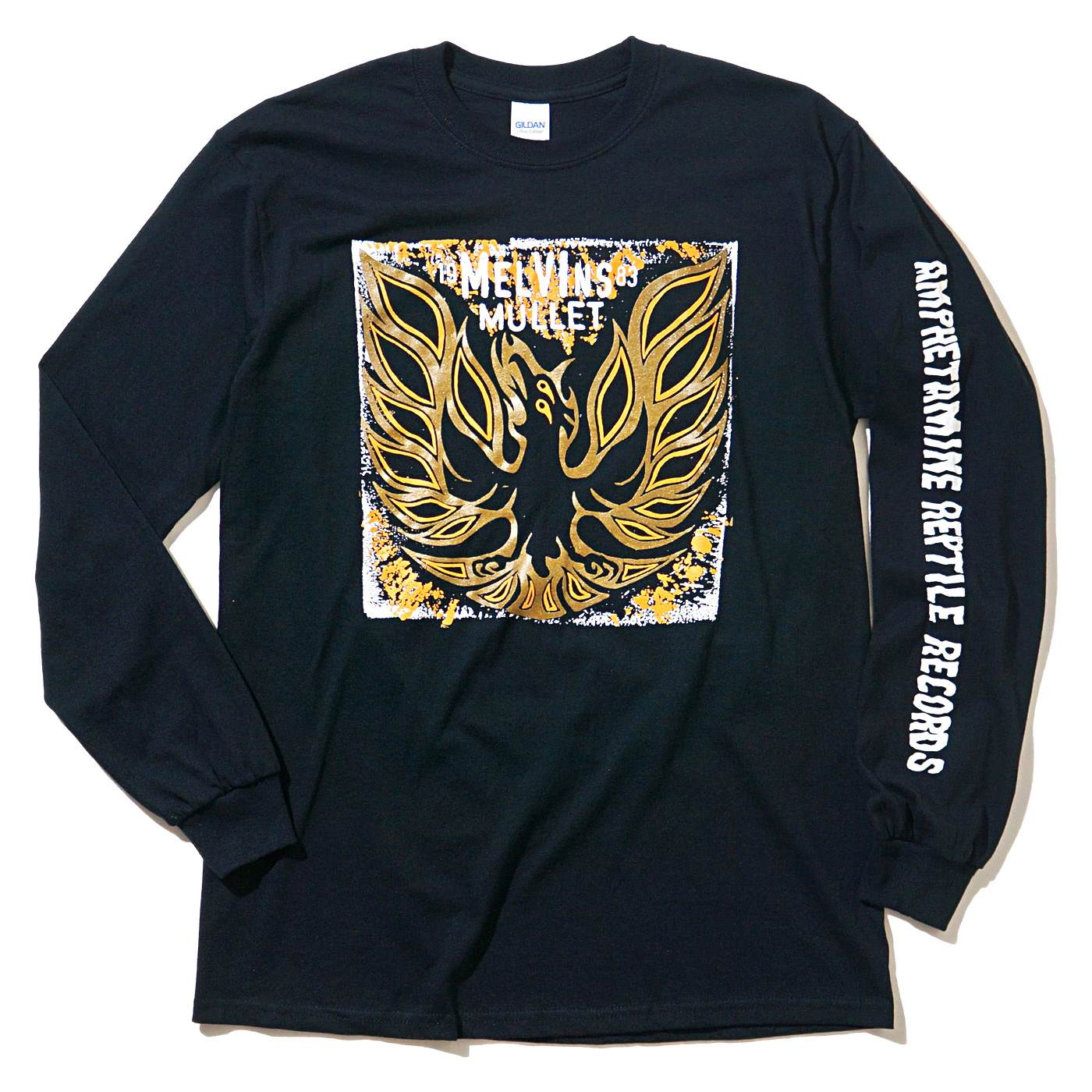 MELVINS ロングスリーブTシャツ Mullet 83