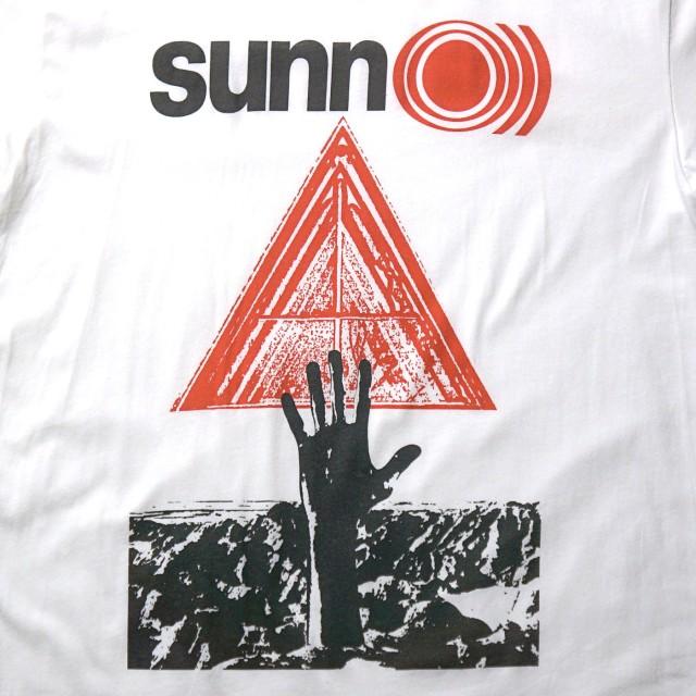 SUNN O))) Tシャツ Louis-Alexandre Beauregard-White