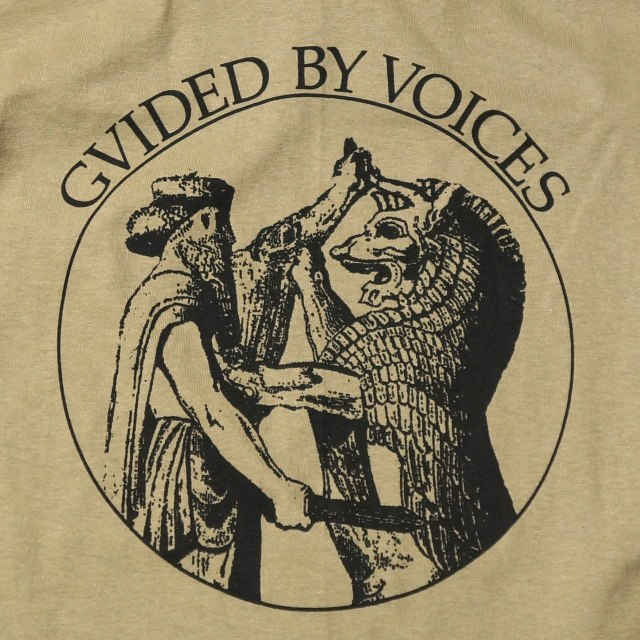 GUIDED BY VOICES ガイデッド・バイ・ヴォイシズ Tシャツ Cycles
