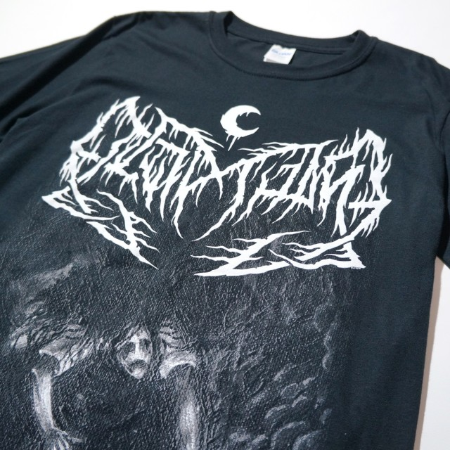 LEVIATHAN Tシャツ Tenth Sublevel of Suicide-Black
