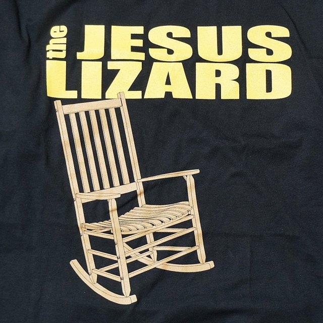 Jesus Lizard Tシャツ ジーザス・リザード/ROCK