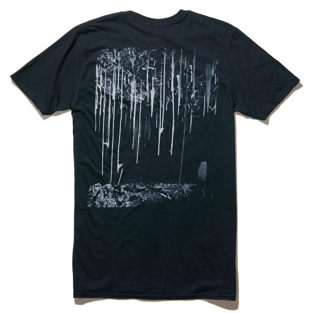 XASTHUR(ザスター) Tシャツ Self Titled - Black