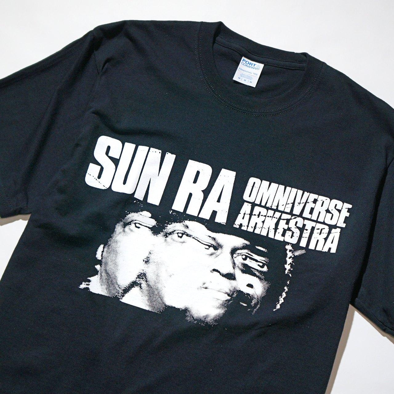 SUN RA & HIS ARKESTRA Tシャツ Omniverse Arkestra-Black