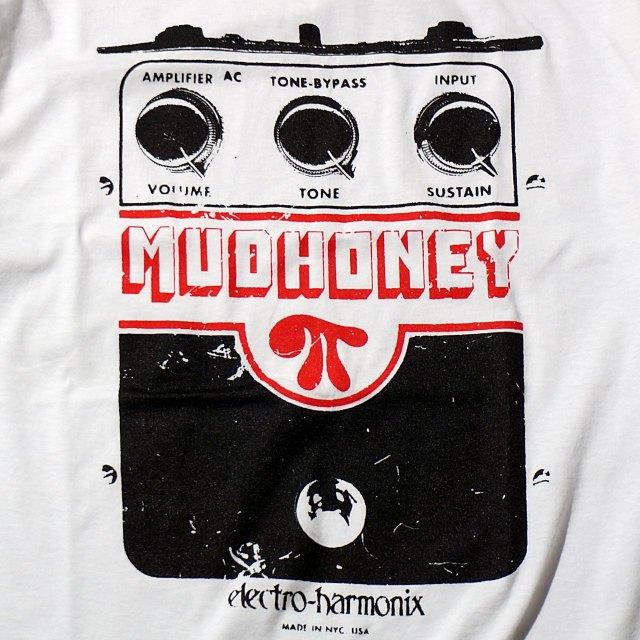 MUDHONEY Tシャツ SuperFuzz Tshirts - White