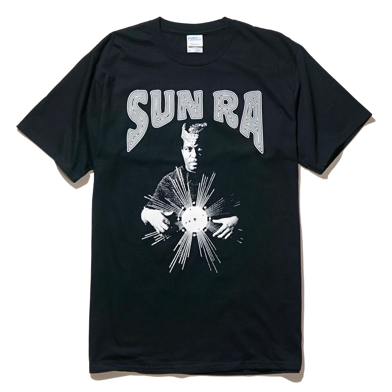 SUN RA Tシャツ Portrait-Back