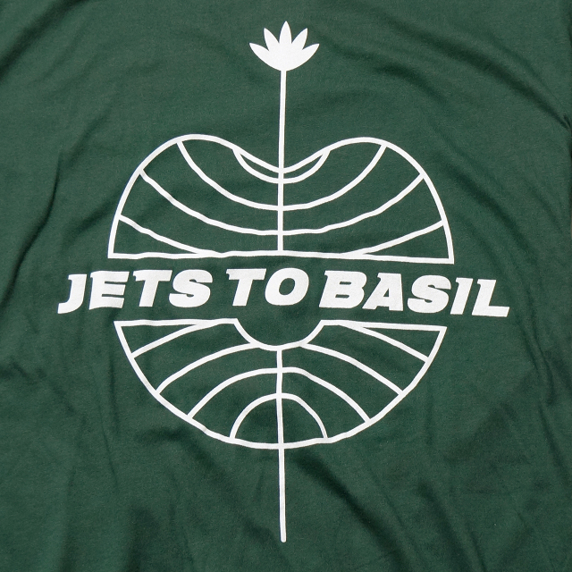DONUT FRIEND Tシャツ Jets To Basil - Green