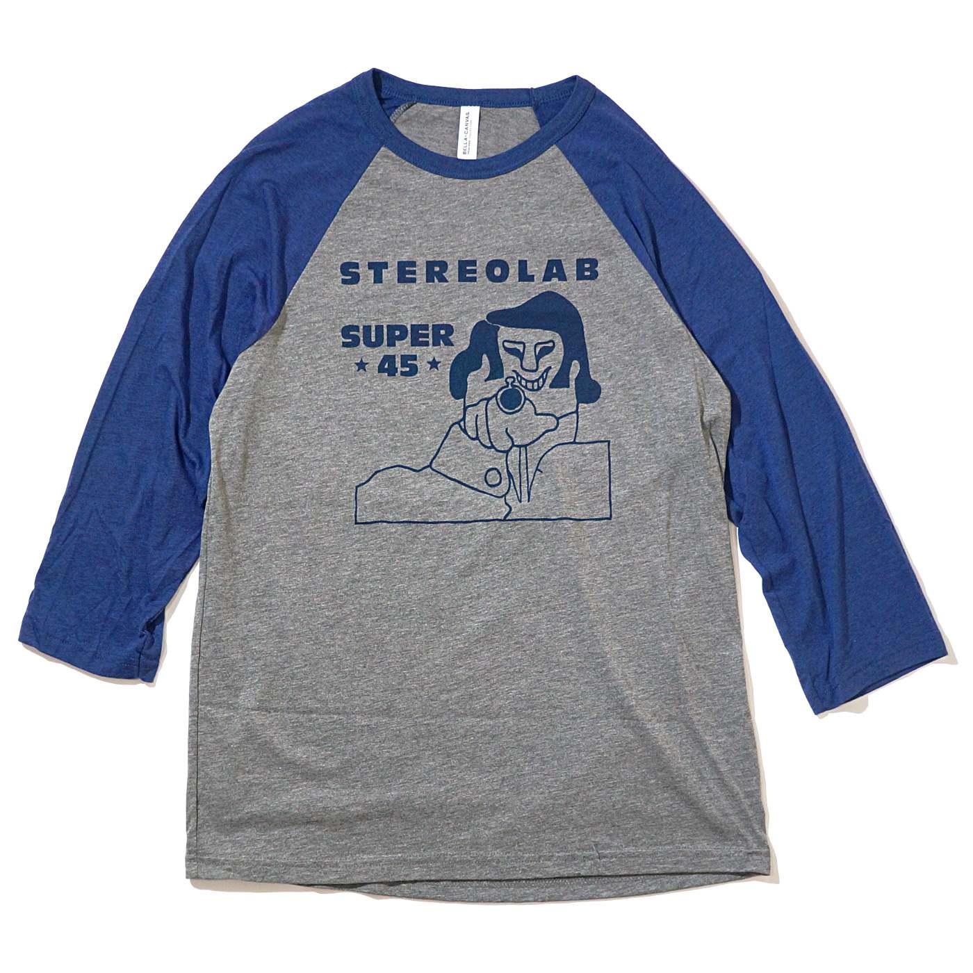STEREOLAB ラグランTシャツ Super 45 Raglan